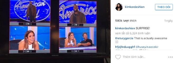 Kanye West tham gia vong thu giong American Idol mua cuoi hinh anh 2