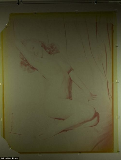 Marilyn Monroe tro thanh bieu tuong man anh tu... Playboy hinh anh 1