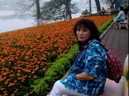 Phan Ngoc Thuong Doan - nguoi bi noi tieng hinh anh