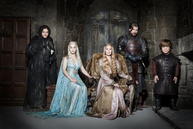 Dan dien vien 'Game of Thrones' mua 6 se khac voi nguyen tac hinh anh