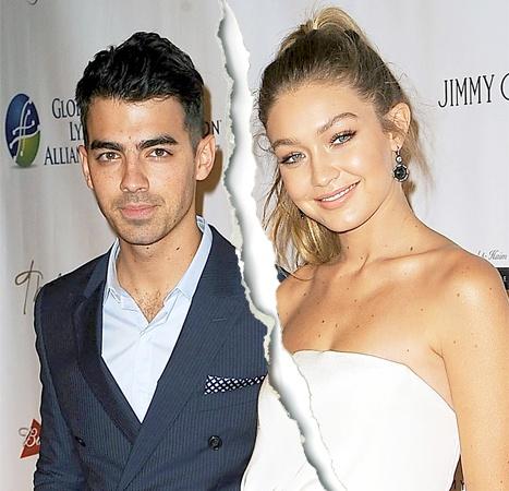 Joe Jonas va Gigi Hadid chia tay sau 5 thang hen ho hinh anh 1