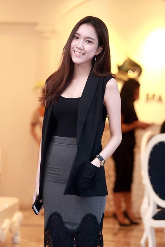 Em gai xinh dep cua Mai Phuong Thuy, Jennifer Pham hinh anh 3