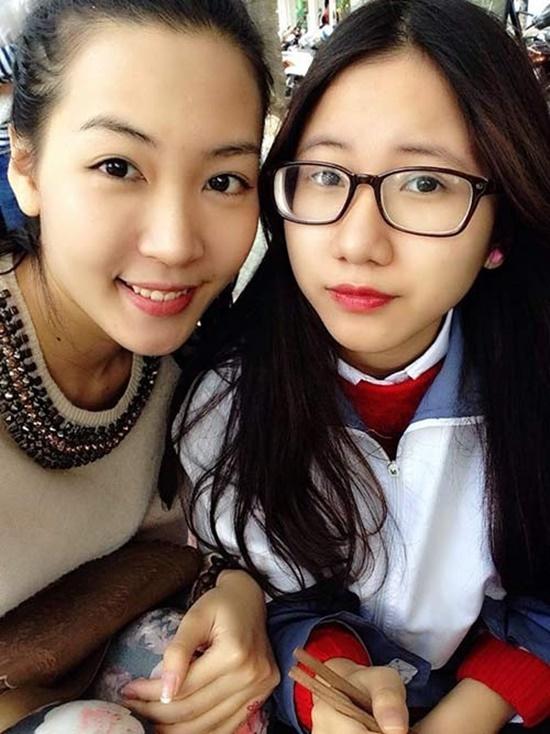 Em gai xinh dep cua Mai Phuong Thuy, Jennifer Pham hinh anh 5