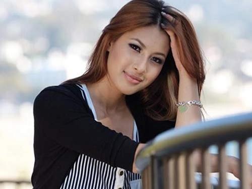 Em gai xinh dep cua Mai Phuong Thuy, Jennifer Pham hinh anh
