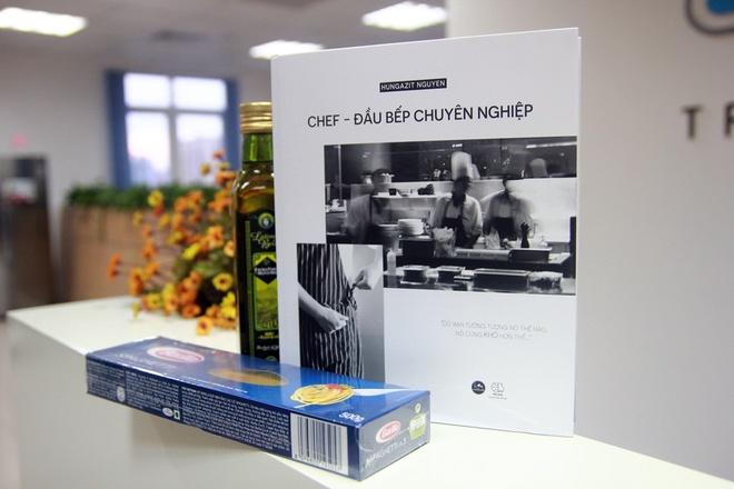 'Chef – Dau bep chuyen nghiep': Hanh trang cho nguoi lam bep hinh anh