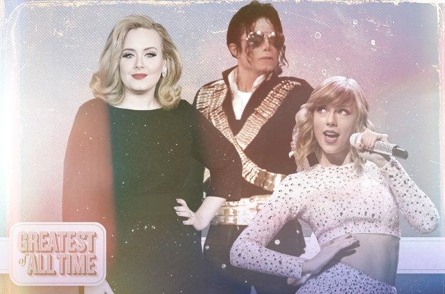 '21' cua Adele tro thanh Album xuat sac moi thoi dai hinh anh