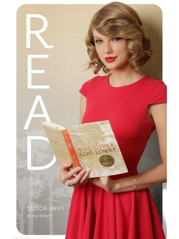 Taylor Swift tang 25.000 cuon sach mien phi hinh anh 1
