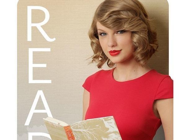 Taylor Swift tang 25.000 cuon sach mien phi hinh anh