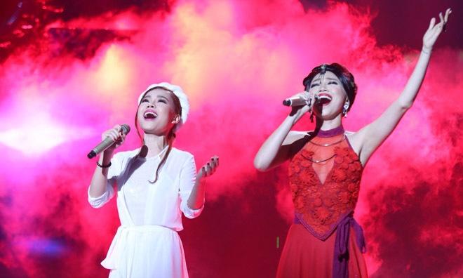 Cho nguoi noi ay – Giang Hong Ngoc, Toc Tien hinh anh
