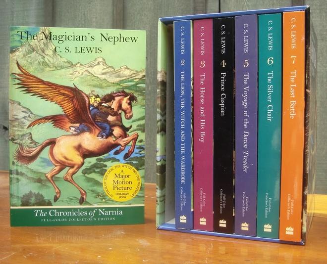 'Bien nien su Narnia': The gioi than tien tron 65 tuoi hinh anh