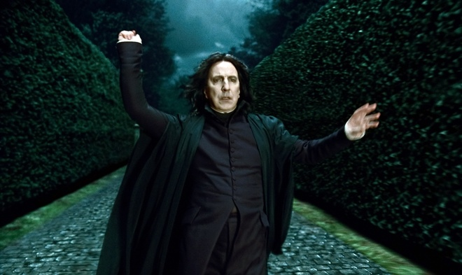 Ly do con trai Harry Potter duoc dat ten theo thay Snape hinh anh 2