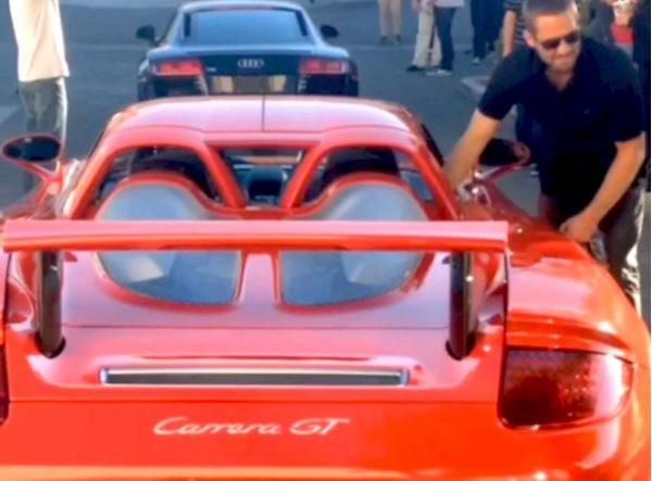 Cha Paul Walker kien Porsche sau tai nan cua con trai hinh anh