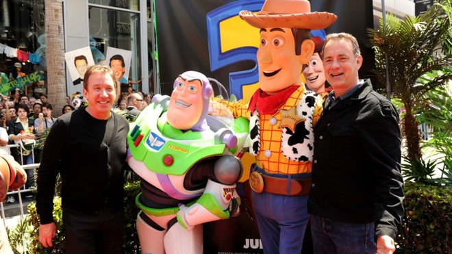 Tom Hanks tiep tuc tham gia 'Toy Story 4' hinh anh