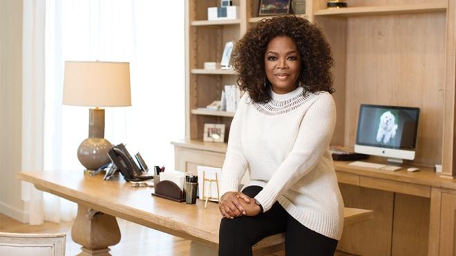 Oprah Winfrey viet hoi ky hinh anh
