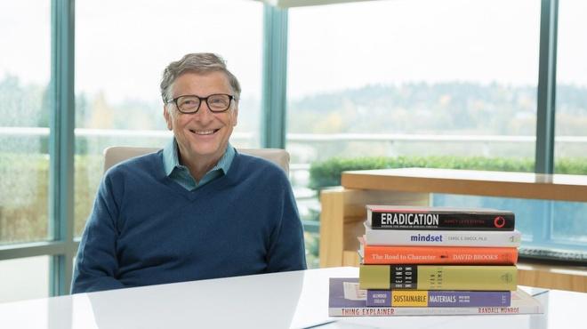 Nhung cuon sach Bill Gates doc trong nam 2015 hinh anh 1