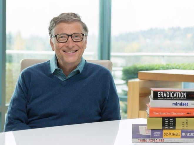 Nhung cuon sach Bill Gates doc trong nam 2015 hinh anh
