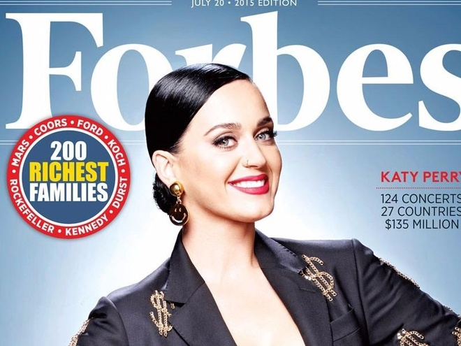 Katy Perry la nghe si co thu nhap cao nhat 2015 hinh anh
