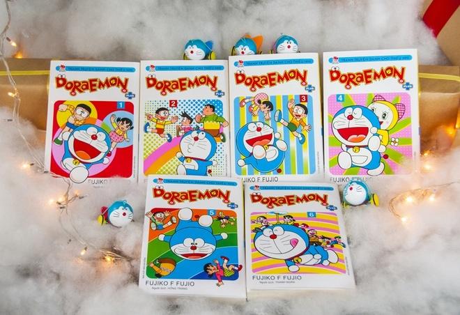 Tac pham 'Doraemon' moi nhat duoc ra mat tai Viet Nam hinh anh