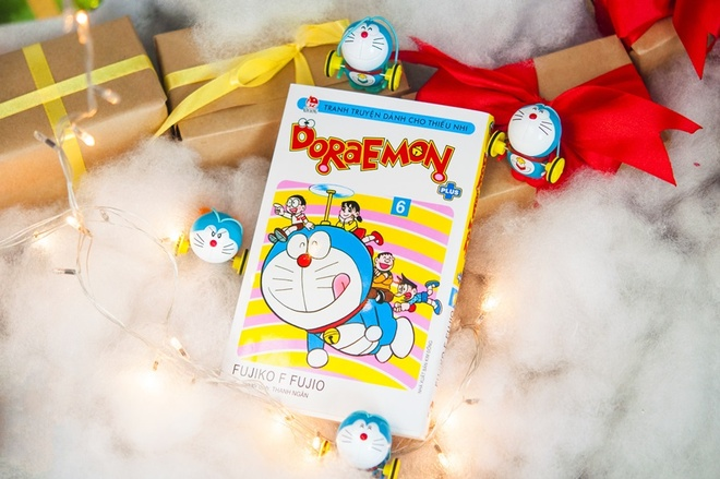 Tac pham 'Doraemon' moi nhat duoc ra mat tai Viet Nam hinh anh 1