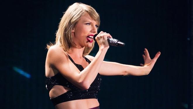 Nguoi ham mo chung tay lam sach ve Taylor Swift hinh anh