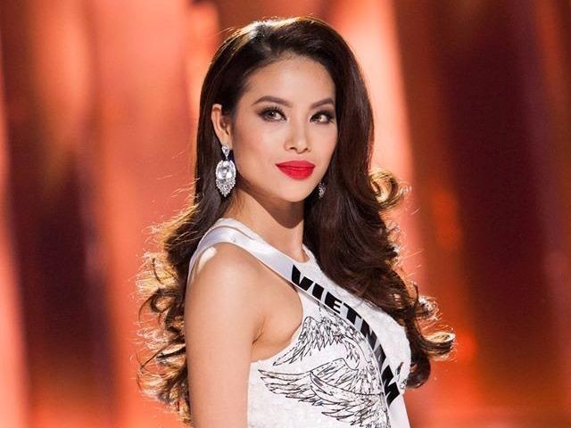 Dieu gi khien Pham Huong truot top 15 Miss Universe? hinh anh