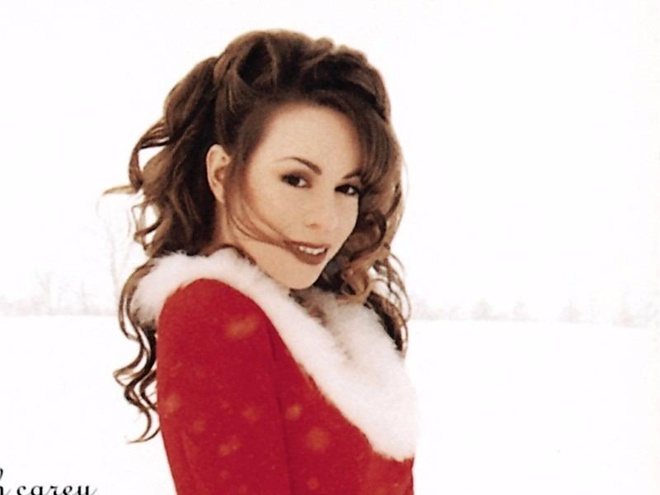 'All I Want For Christmas Is You' lot top 18 Billboard 100 hinh anh