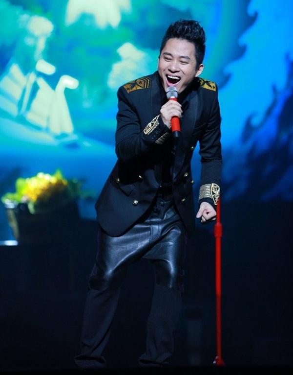 Tung Duong: Khong sanh, khong quai se khong len san khau hinh anh 2