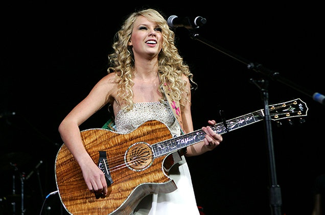 'Fearless' cua Taylor Swift vuot moc 7 trieu ban tai My hinh anh