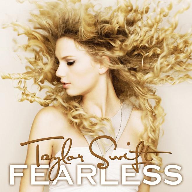 'Fearless' cua Taylor Swift vuot moc 7 trieu ban tai My hinh anh 2