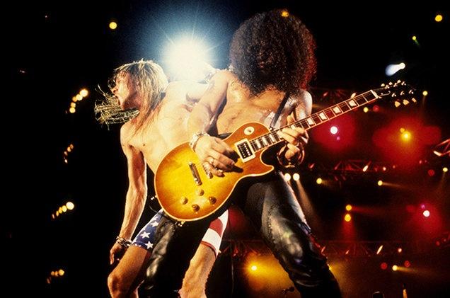 Guns N' Roses tai xuat cho le hoi am nhac Coachella 2016 hinh anh