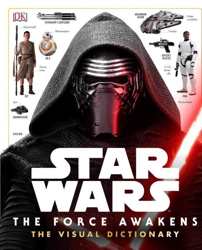 'Star Wars' lot bang xep hang sach ban chay nhat nuoc My hinh anh 1