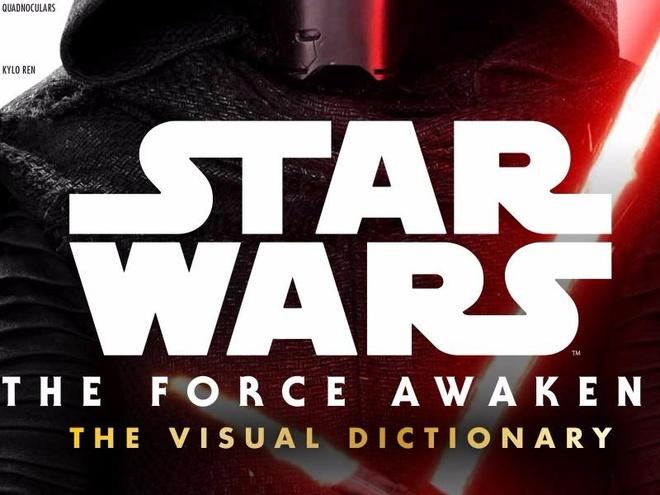 'Star Wars' lot bang xep hang sach ban chay nhat nuoc My hinh anh