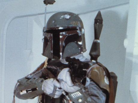 Dien vien 'Star Wars' qua doi hinh anh