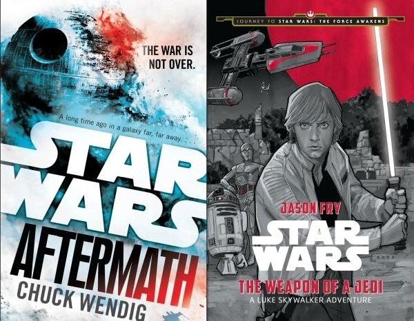 6 tap truyen nen doc khi xem 'Star Wars - The Force Awakens' hinh anh 2