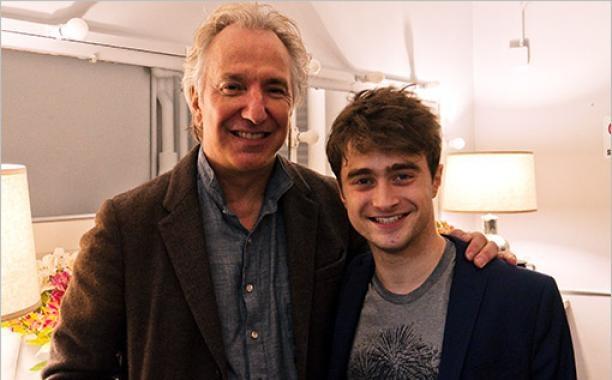 Dan sao 'Harry Potter' gui loi thuong tiec toi thay Snape hinh anh