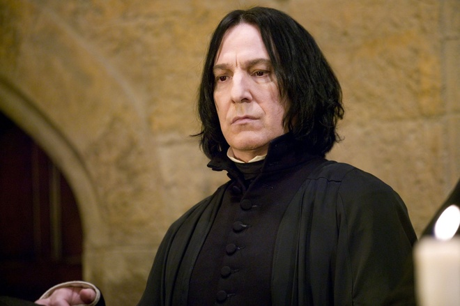 7 bai hoc quy gia thay Snape de lai trong 'Harry Potter' hinh anh 1