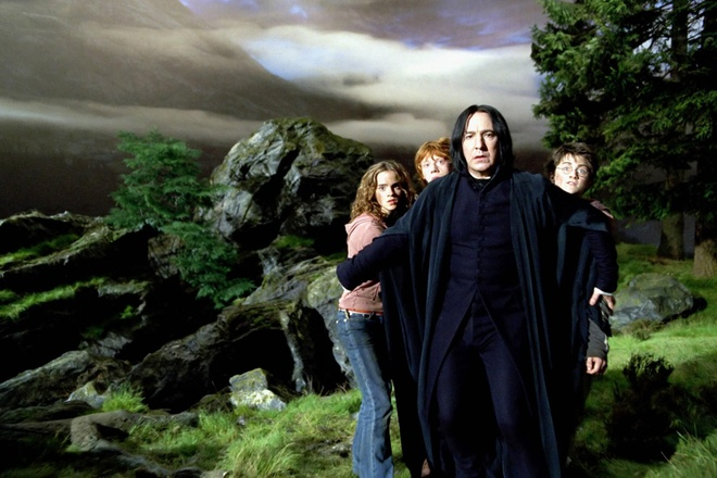 7 bai hoc quy gia thay Snape de lai trong 'Harry Potter' hinh anh 4