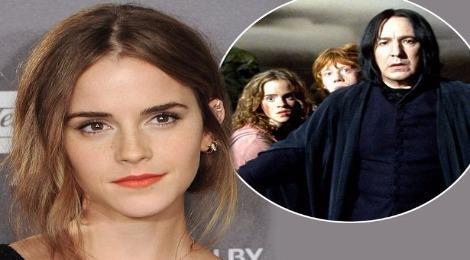 Emma Watson bi to loi dung cai chet cua Alan Rickman hinh anh