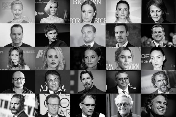 Nhieu sao Hollywood huong ung tay chay le trao giai Oscar hinh anh 2