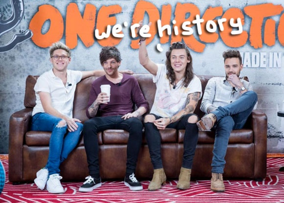 History -One Direction hinh anh