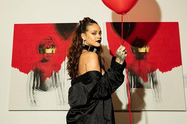 Album thu 8 cua Rihanna se len ke trong tuan toi hinh anh 1