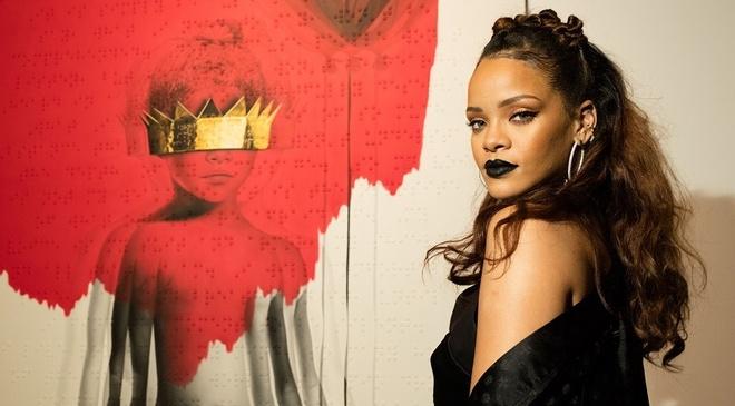 Album thu 8 cua Rihanna se len ke trong tuan toi hinh anh
