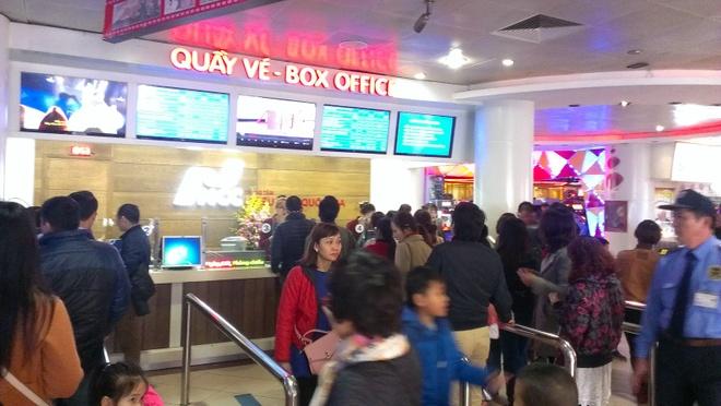 Khan gia Viet xep hang xem phim Chau Tinh Tri mua Tet hinh anh 3