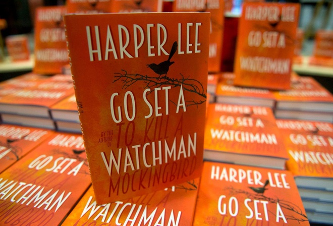 Harper Lee ra di trong nhung tranh luan ve tac pham moi hinh anh