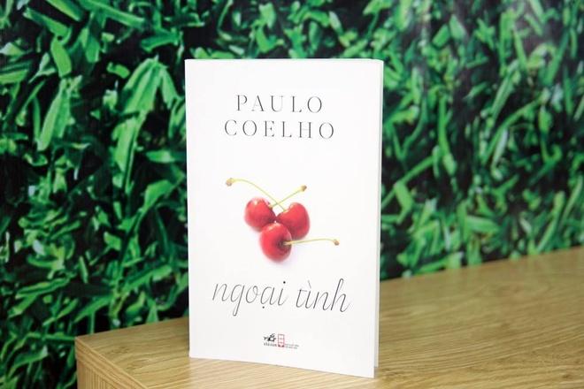 'Ngoai tinh': Mot tiep can tran trui cua Paolo Coelho hinh anh 1