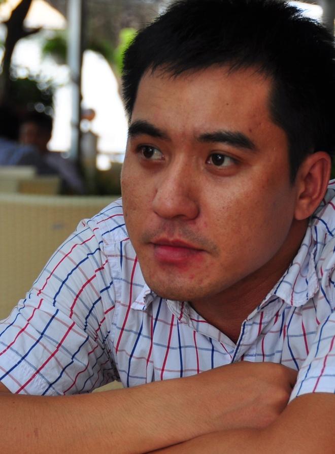 Nha van Van Thanh Le: 'Duong van la duong chay marathon' hinh anh 1
