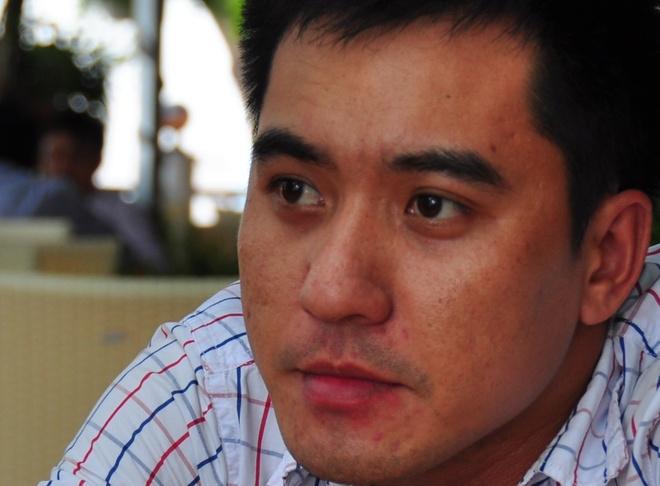 Nha van Van Thanh Le: 'Duong van la duong chay marathon' hinh anh