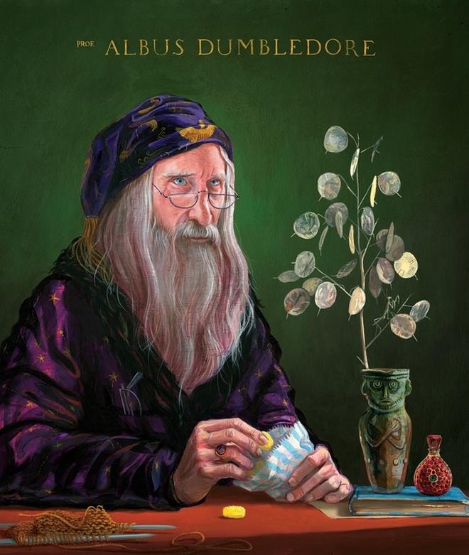 Hinh anh cuon hut cua 'Harry Potter' phien ban minh hoa hinh anh 9