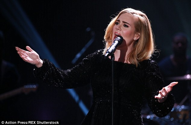 Adele - hinh mau ly tuong cua gioi tre hinh anh 2