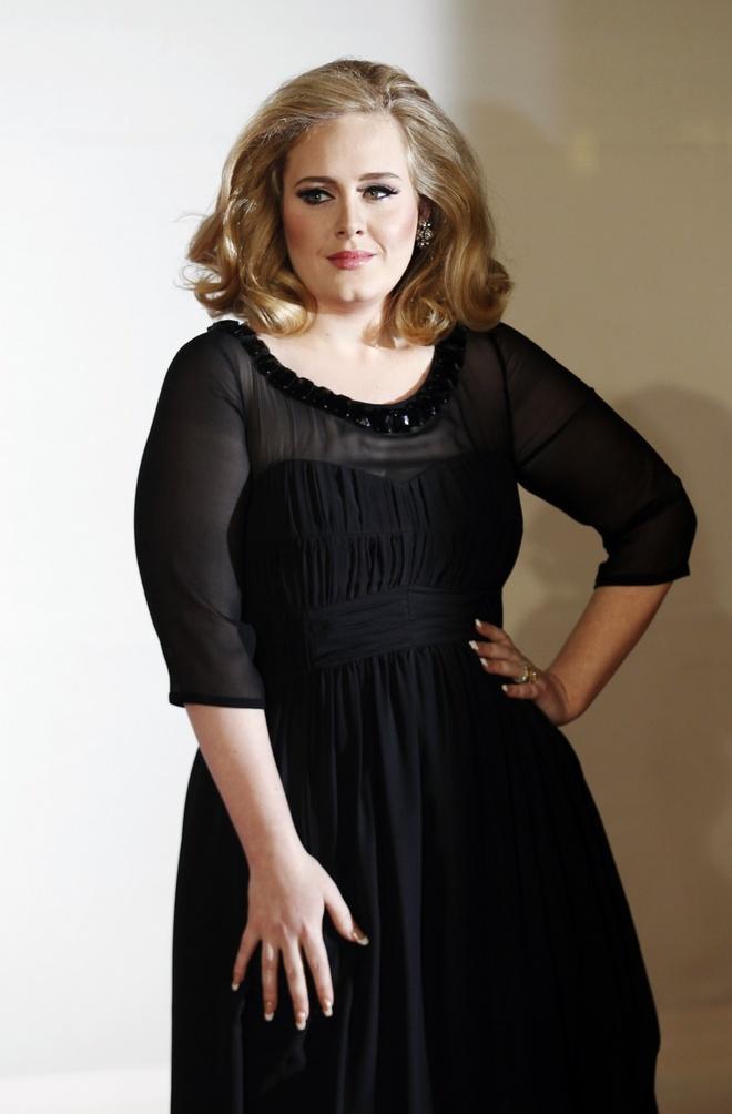 Adele - hinh mau ly tuong cua gioi tre hinh anh 3